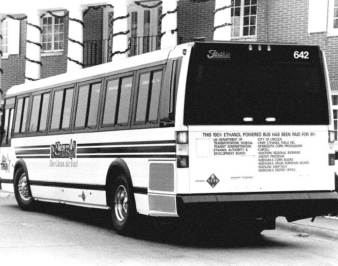 Bus Nebraska Ethanol Board